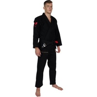 Hyperfly Limited Edition Keenan Cornelius 'Captain Americana' Gi Black