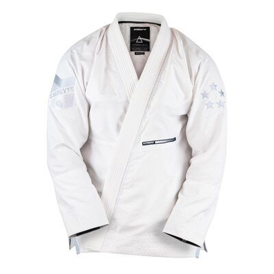 Hyperfly      StarLyte  BJJ Gi White on White
