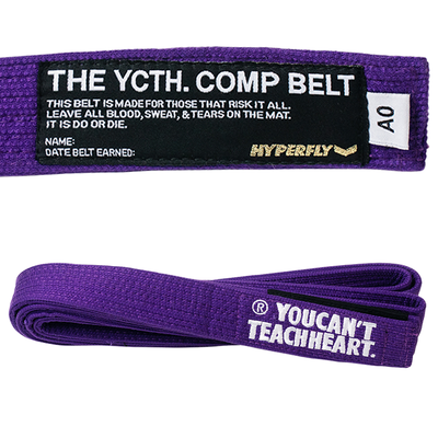 Hyperfly      Adult YCTH. Competition Belt With Bag